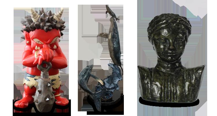 彫刻・ブロンズ