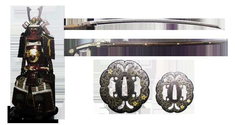刀装具・仏具・古銭