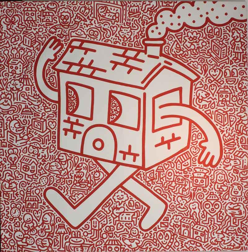 ミスタードゥードゥル   Mr Doodle